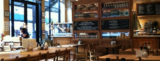 Le Pain Quotidien is one of NYC.