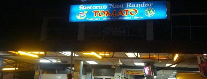 Tomato Nasi Kandar is one of Locais curtidos por Najube.