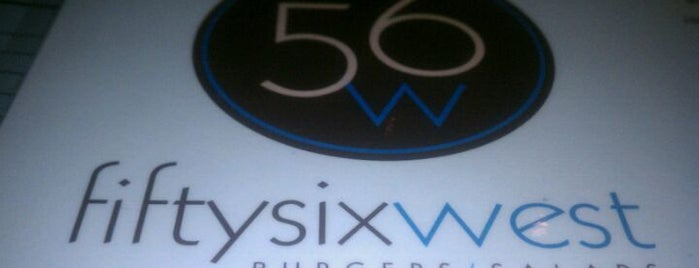 56 West is one of The Burger List!.