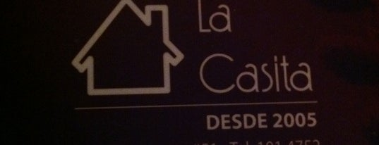 Restaurant la casita is one of Lugares guardados de Yara.