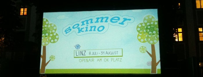 Sommerkino is one of my ♥.