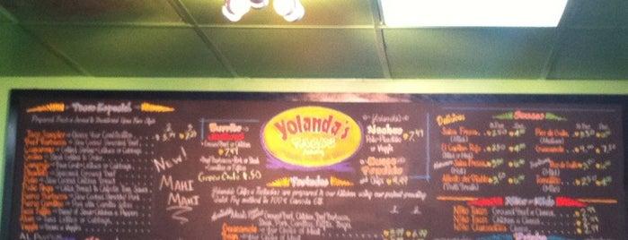 Yolanda's Tacos is one of Sir Francisco: сохраненные места.