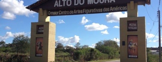 Alto do Moura is one of Lieux qui ont plu à Mariana.