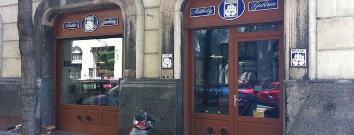 Wladis Galéria is one of badge 2.