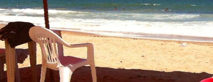 Praia de Patamares is one of PRAIA.