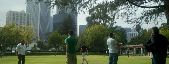 Roxbury Memorial Park is one of KDz LA.