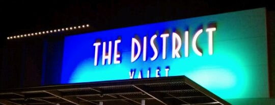 The District at Tustin Legacy is one of Los Angeles.