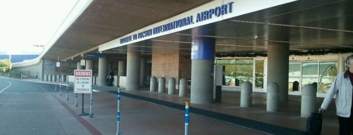 Tucson International Airport (TUS) is one of Big Country's Airport Adventures.