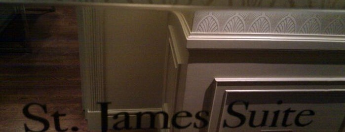 St. James's Hotel and Club is one of London.