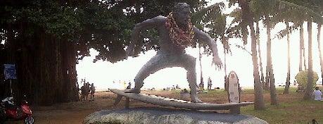 Kuhio Beach - Hula Mound is one of The Beaches in Hawaii.