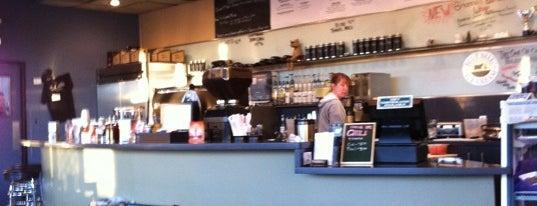 Rhino Caffe is one of Gespeicherte Orte von Bob.