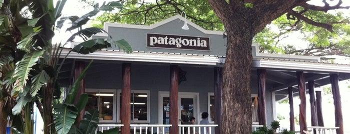 Patagonia Hale'iwa is one of My Favorite Oahu.