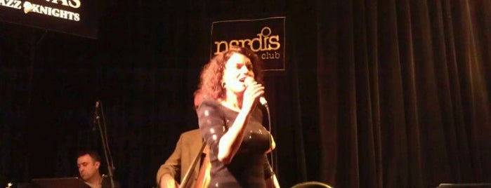 Nardis Jazz Club is one of ● istanbul club and bar ®.