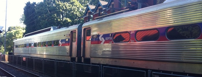 SEPTA Upsal Station is one of Favorite Places in Philly.