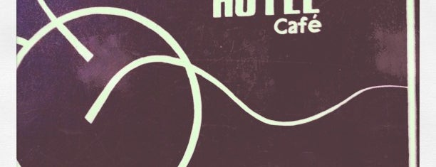 Hotel Cafe is one of Los Angeles.