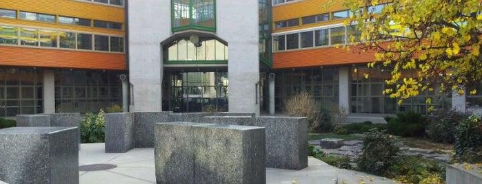 Université de Neuchâtel   Faculté des lettres et sciences humaines is one of La vie en suisse.