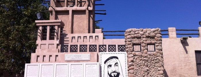 Heritage Village قرية  التراث is one of Dubai #4sqCities.