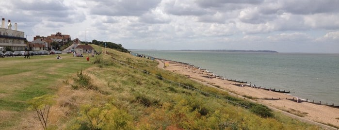 Tankerton Beach is one of whitstable holiday.
