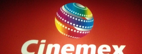 Cinemex is one of Lugares favoritos de Mel.
