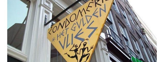 Condomerie is one of Outstanding Amsterdam for backpackers.