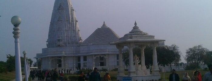 Birla Temple is one of India.