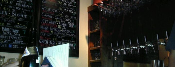 ØL Beer Cafe & Bottle Shop is one of Top 100 Bay Area Bars (According to the SF Chron).