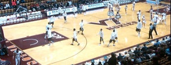 Cassell Coliseum is one of Great Sport Locations Across United States.