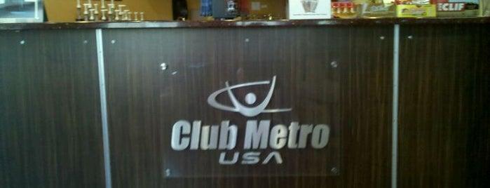 Club Metro USA is one of สถานที่ที่ Angad ถูกใจ.