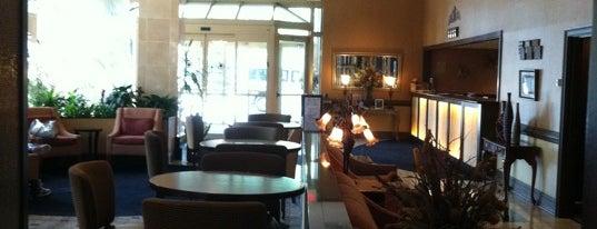 Poughkeepsie Grand Hotel is one of Hotel - Motels - Inns - B&B's - Resorts.