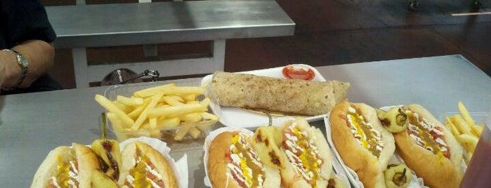 BK's Carne Asada & Hot Dogs is one of Dionne: сохраненные места.