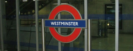 Westminster London Underground Station is one of UK.