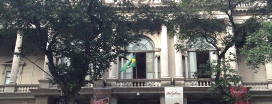 Museu Nacional de Belas Artes (MNBA) is one of Desafio dos 101.