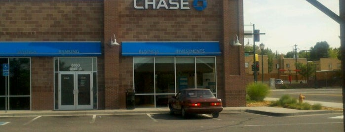 Chase Bank is one of Katherine 님이 좋아한 장소.