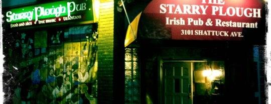 Starry Plough Pub is one of Gespeicherte Orte von Alec.