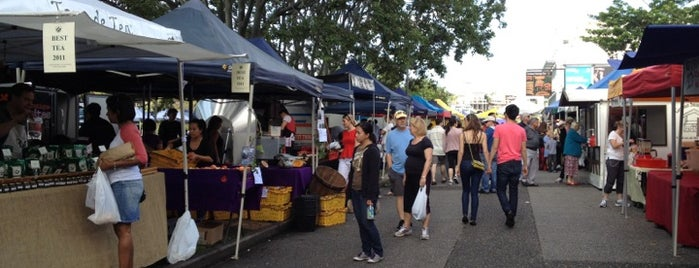 Jan Power's Powerhouse Farmers Markets is one of Brissy.