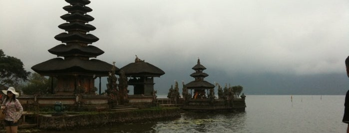 Pura Ulun Danu Beratan is one of The Wonders of Indonesia.