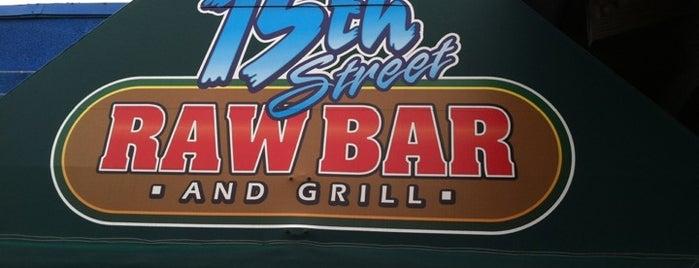 15th Street Raw Bar is one of Hampton Roads Spots.