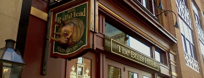 The Bull's Head Tavern is one of Grandwich Venues.