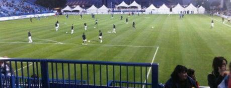 Stade Saputo is one of Stadiums.
