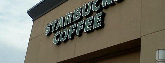 Starbucks is one of Stacy : понравившиеся места.