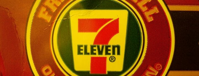 7-Eleven is one of San Francisco!.