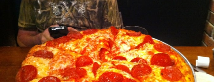 Eddie's Pizzeria Cerino is one of Cle Top 100.