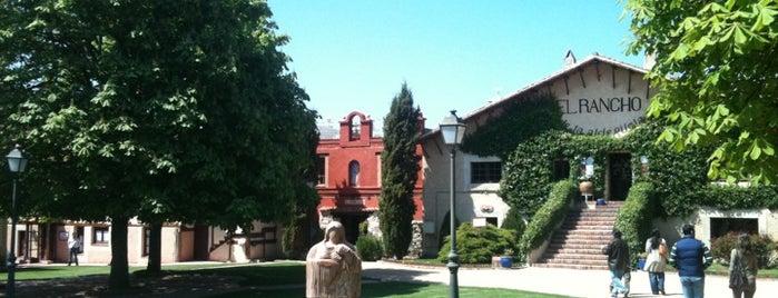 El Rancho de la Aldegüela is one of Journal.
