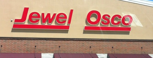 Jewel-Osco is one of favorites 1.