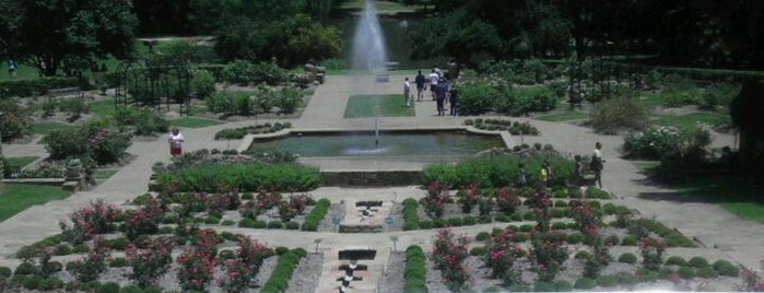 Fort Worth Botanic Garden is one of Dallas/Ft. Worth.