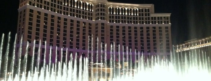 Fountains of Bellagio is one of Vegas Bound Bitches 13'.