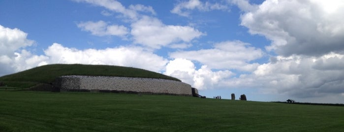 Newgrange Monument is one of Ireland.
