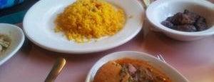 La Teresita Cuban Restaurant is one of Blondie's favorite dating spots.