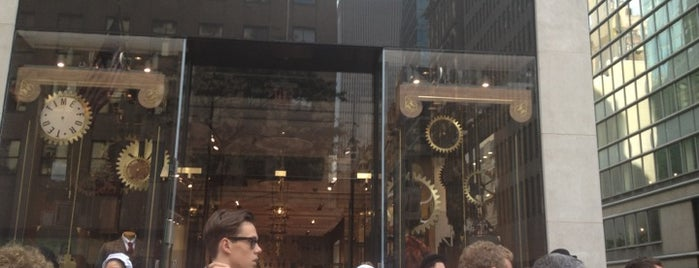 Ted Baker is one of New York.