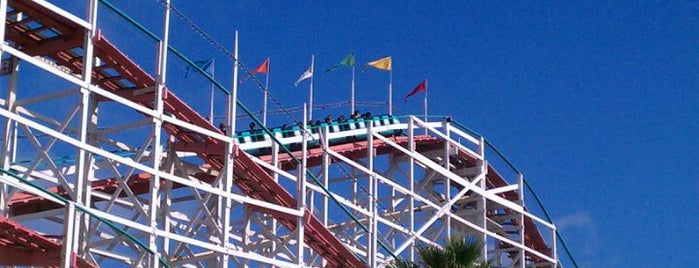 Belmont Park is one of San Diego's 59-Mile Scenic Drive.
